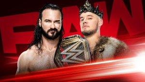 WWE Raw May 18