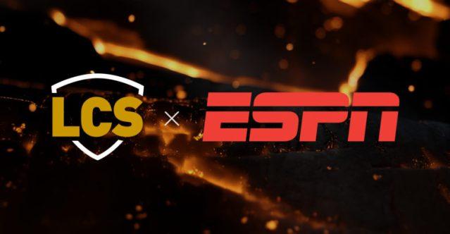League Of Legends Returns To ESPN