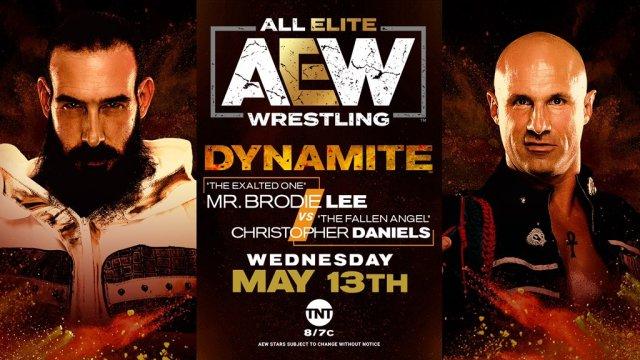 aew dynamite highlights