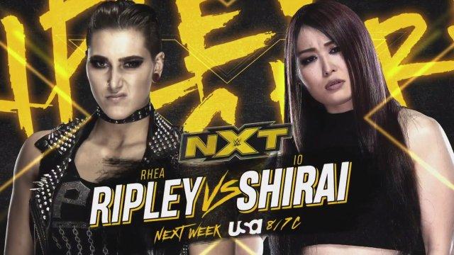 NXT Highlights & Results | May 20 2020