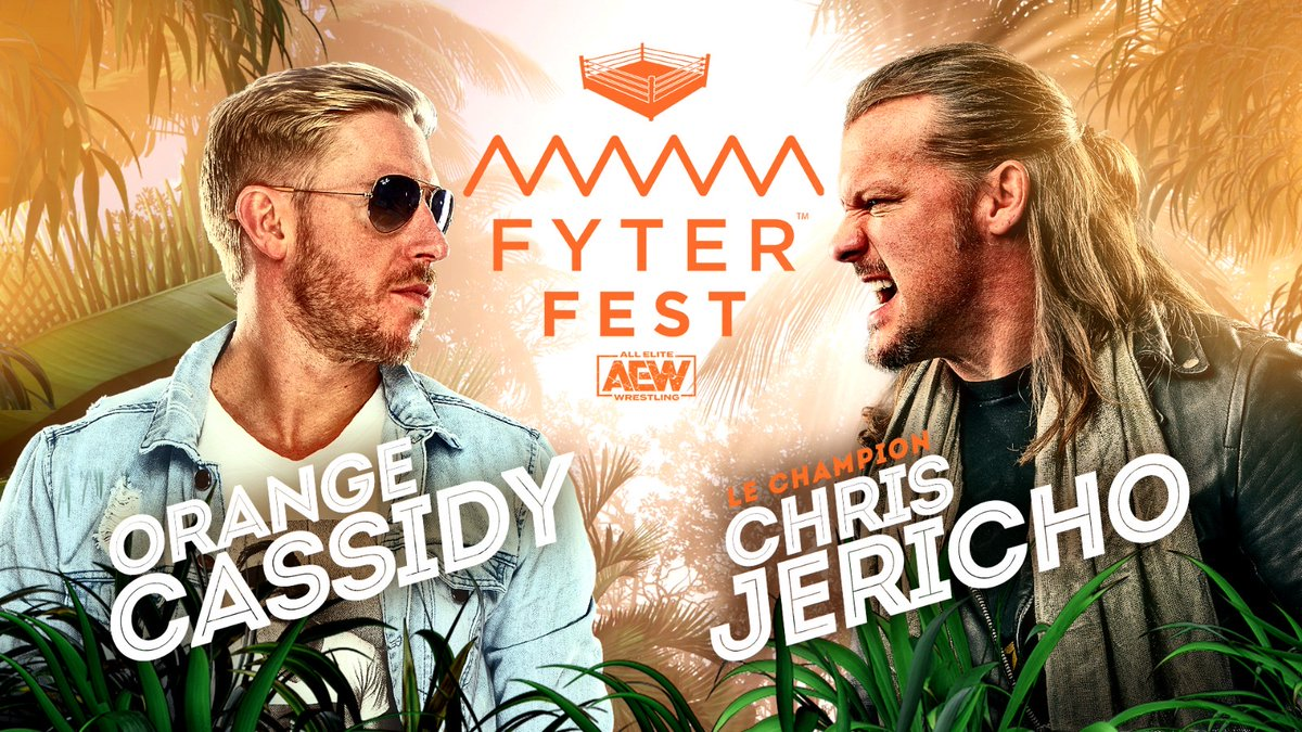 aew fyter fest two