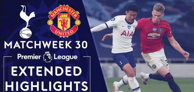 Manchester United highlights