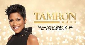 tamron hall show