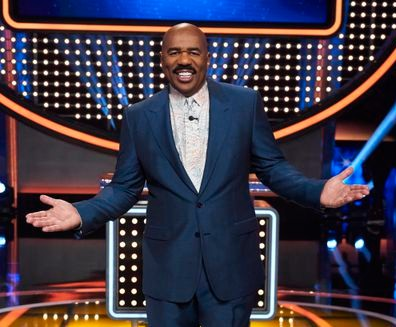 """Celebrity Family Feud"" 