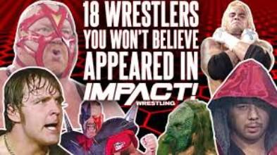 impact wrestling wrestlers