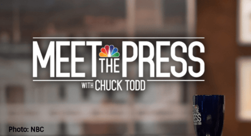 "NBC ""Meet The Press with Chuck Todd"" Full Episode 