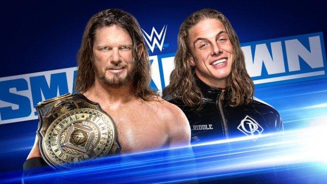 WWE SmackDown July 17