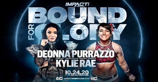 IMPACT Wrestling Bound For Glory | October 24
