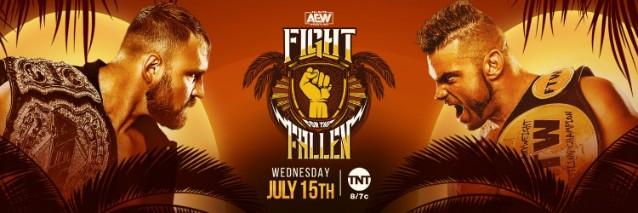 AEW Fight for the Fallen | July 15