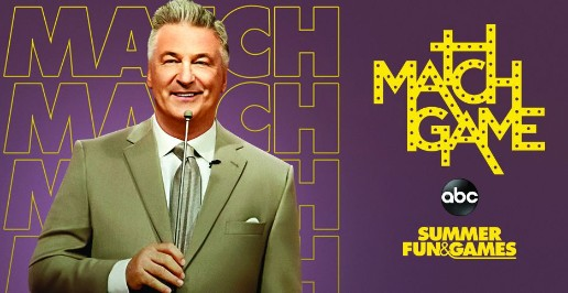 """Match Game"" with Alec Baldwin ABC Preview 