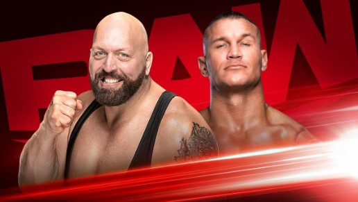 Randy Orton vs Big Show Announced For Raw | July 20