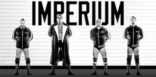 'Imperium' Official Entrance Theme Now Available | WWE NXT