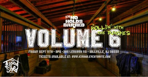 icw no holds barred