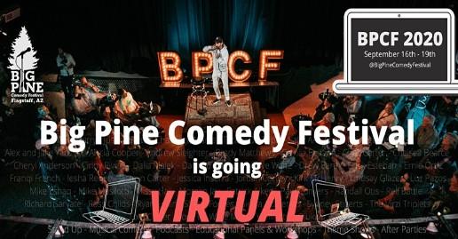 big pine comedy festival