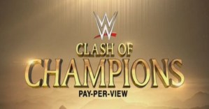 WWE Clash Champions 2020
