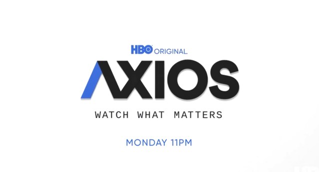 """Axios on HBO"" with Bob Woodward Promo 