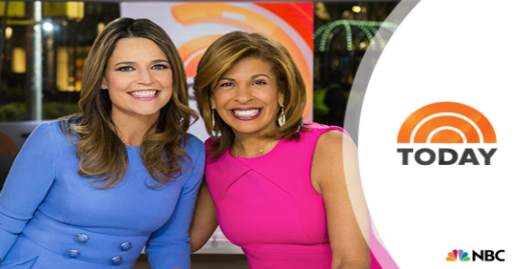 NBC TODAY Show Guests & Listings | Week of November 23 2020