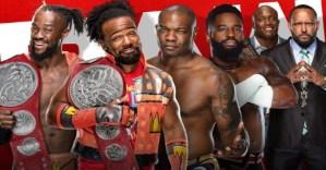 WWE Raw November
