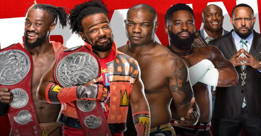 WWE Monday Night Raw November 2 Preview