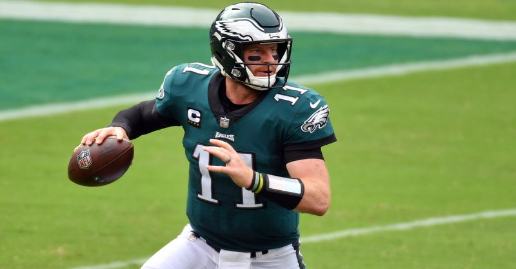 NFL DFS Week 8 DraftKings Showdown Picks | Cowboys vs Eagles