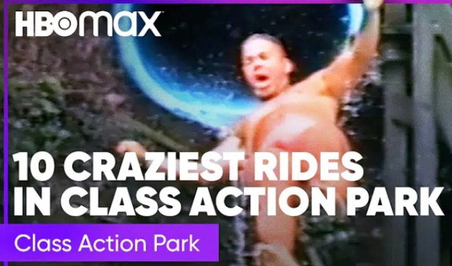 """""""The Most Dangerous Rides in Class Action Park"""" Posted by HBO Max"""