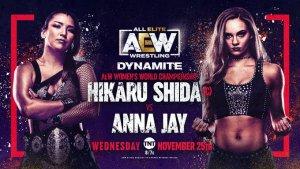 aew dynamite november 25