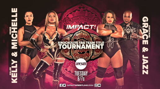 IMPACT Wrestling December 1 Preview