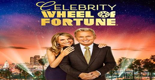 celebrity wheel fortune