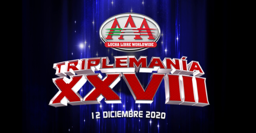 "Lucha Libre AAA ""Triplemania XXVIII"" Full Show Now Available"
