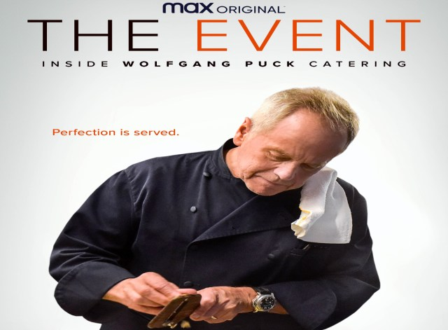 """Wolfgang Puck's """"The Event"""" Official Trailer & Premiere Date Announced"""