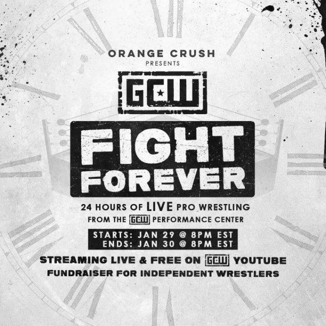 GCW Fight Forever 2021 | Game Changer Wrestling