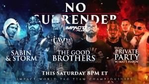 Impact no surrender