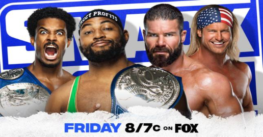 WWE SmackDown on FOX | January 8 Preview