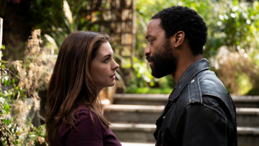 """Locked Down"" Official Trailer w/ Anne Hathaway & Chiwetel Ejiofor"
