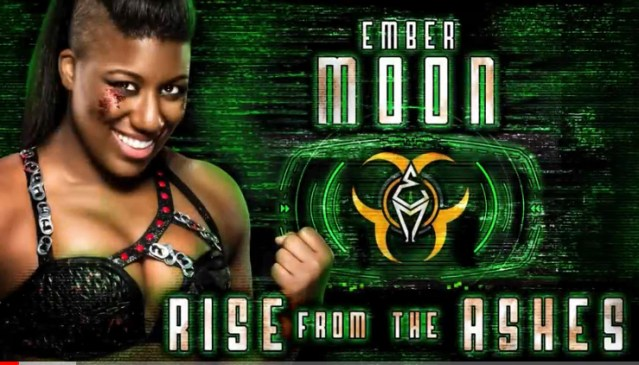"""Ember Moon """"Rise From The Ashes"""" Official WWE Theme Song Available"""