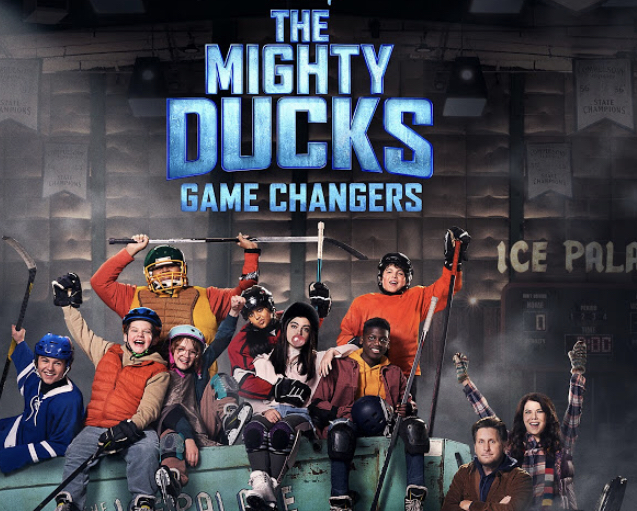 """""""The Mighty Ducks: Game Changers"""" Official Disney Plus Trailer"""