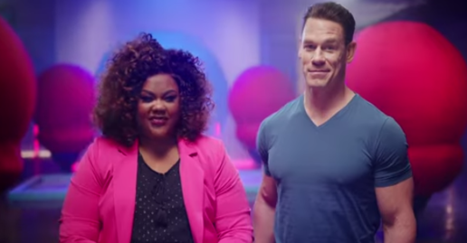"""Wipeout"" hosted by John Cena & Nicole Byer Trailer & TBS Premiere Date"