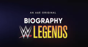 wwe biography may