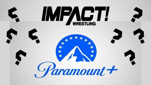 Impact wrestling paramount