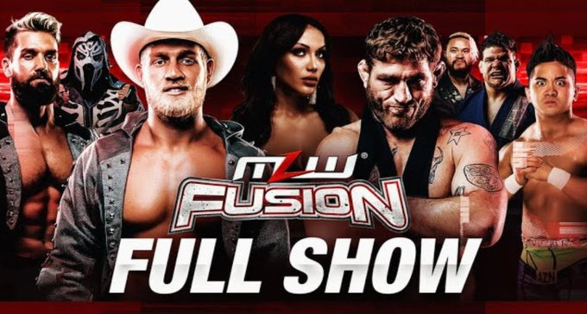 MLW Fusion Episode 130 Available | Lawlor vs Von Erich & More