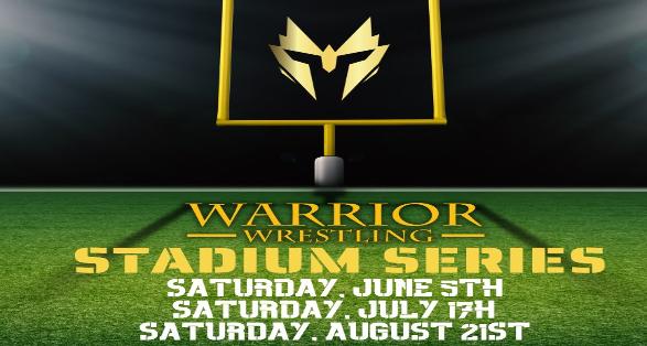 2021 Warrior Wrestling Stadium Series Season Pass Tickets Now Available
