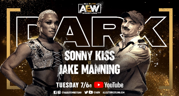 This Week's New Episode of AEW Dark Available | Man Scout Returns!