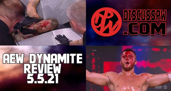 """AEW Dynamite """"Blood & Guts"""" Review and Results"""