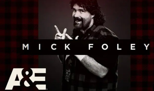 """WWE Legends """"Biography: Mic Foley"""" on A&E Preview 