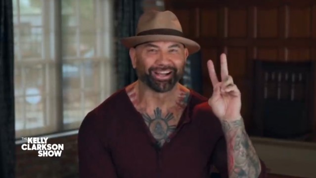 Dave Bautista Reveals Surprising Reason Why He Became a Pro Wrestler