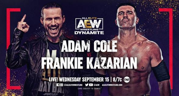 aew dynamite newark