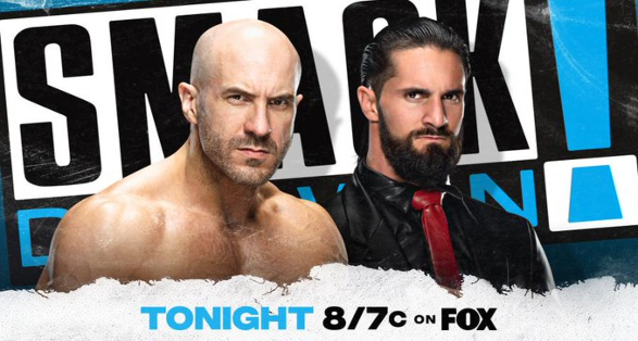 wwe smackdown may