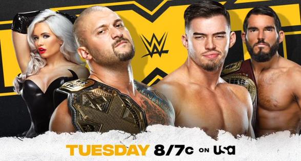 New Matches set for Tuesday's WWE NXT   Kross, Kuchida & More