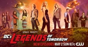 legends tomorrow