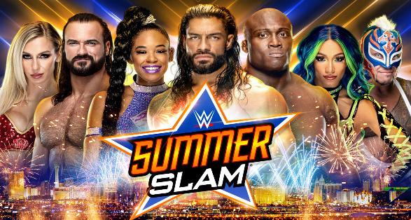 WWE SummerSlam 2021 Matches, Tickets & Streaming Info